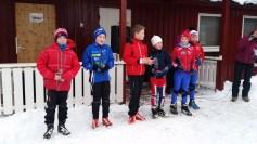 2.plass til Mats gutter 11år. Velfortjent.