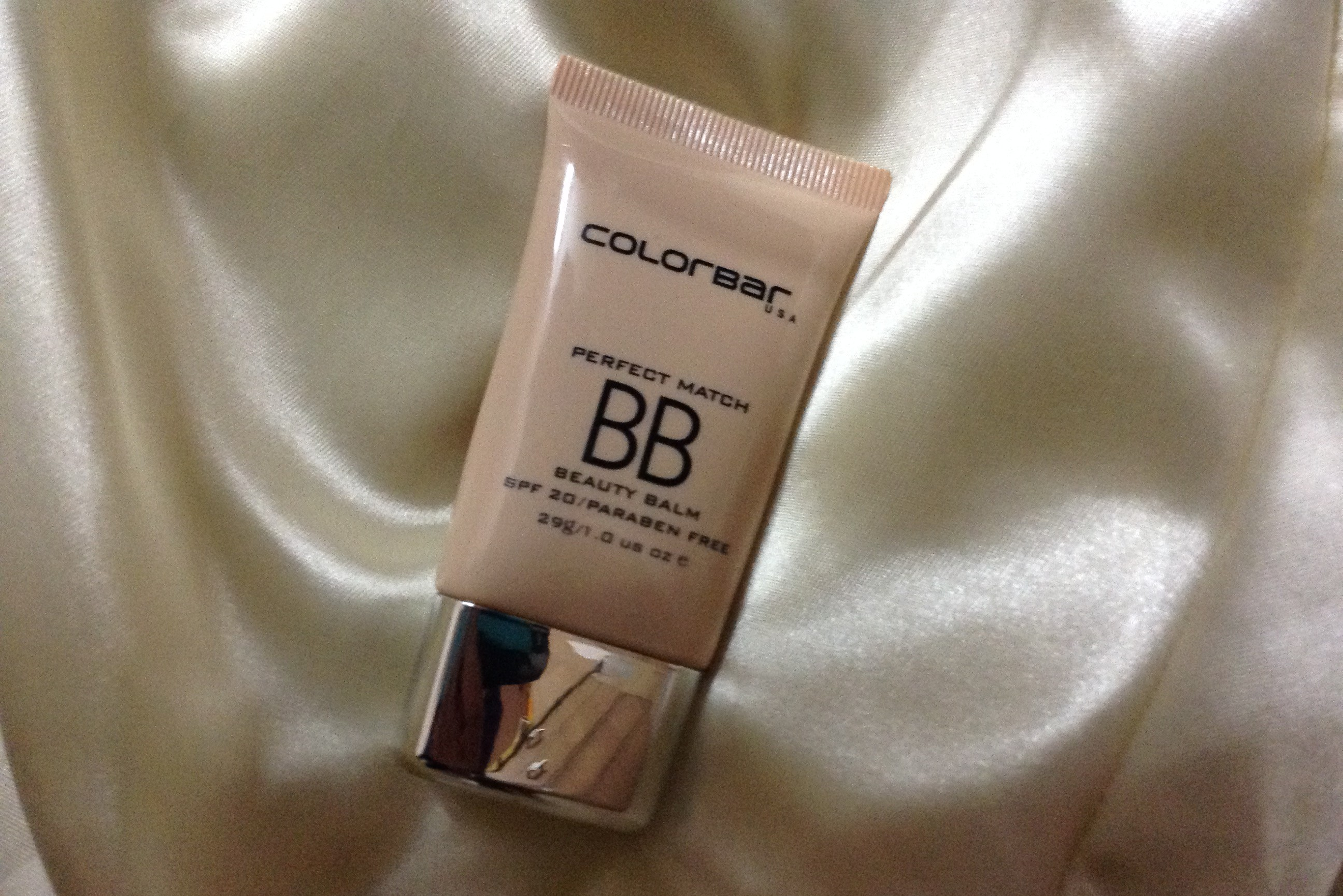 Colorbar Perfect Match BB Cream Review