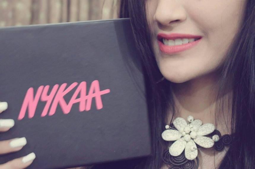 Aashna Malani x Nykaa