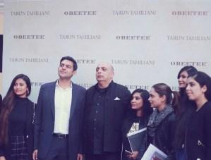 Obeetee x Tarun Tahiliani guest list