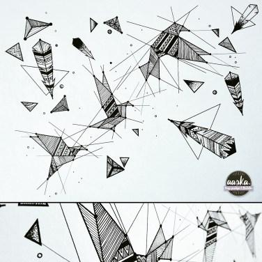 aaska-oiseaux et plumes