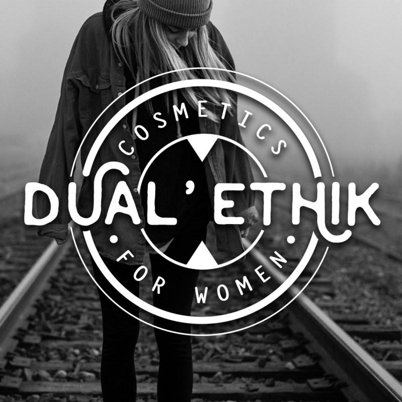 aaska création logo dual'ethik