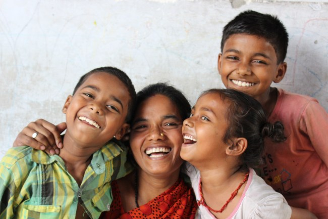 Heroes of Aasraa - Geeta Didi