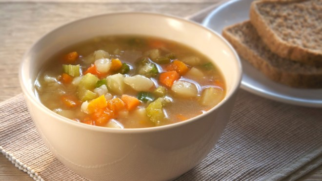 Homemade Healthy Soups