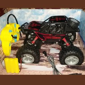 Remote Control Jeep for Kids