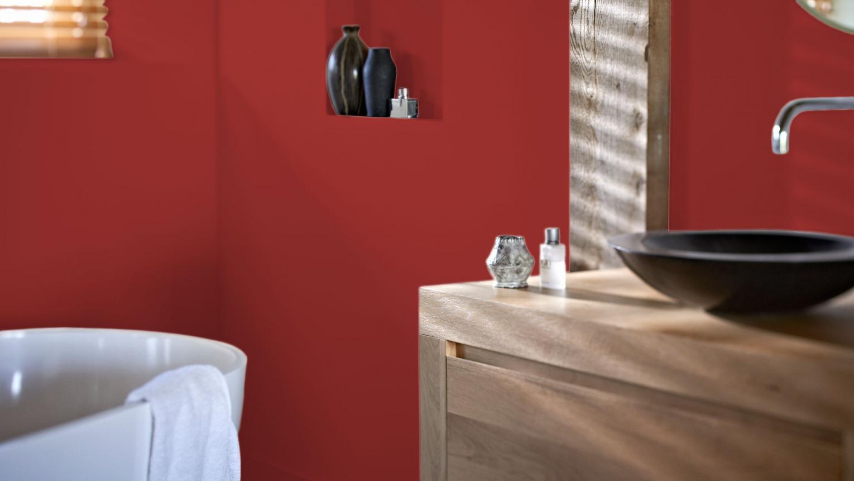 couleurs et deco pour une salle de bain