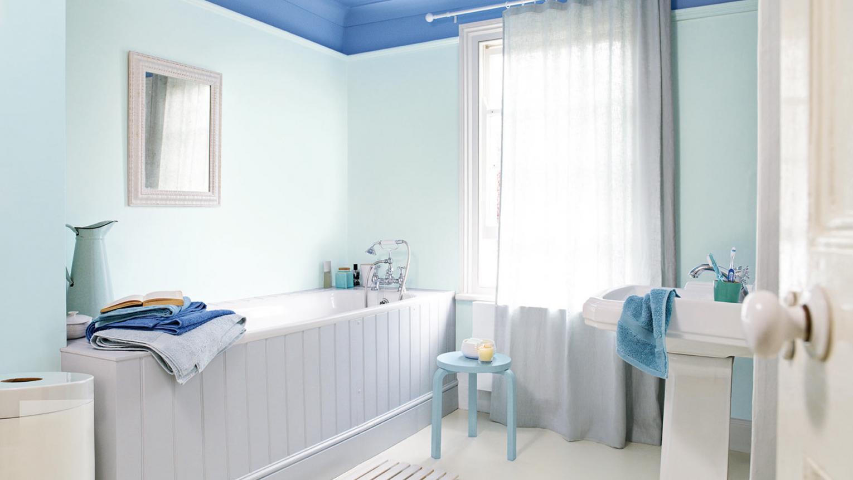 peindre une salle de bains en 10 etapes