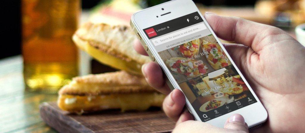 تطبيق جديد للحصول على عروض المطاعم في أبوظبي ودبي