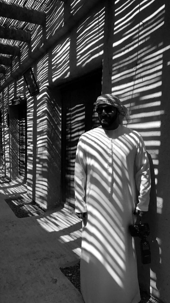 الجزء الثاني : رحلتي مع هيئة ابوظبي للسياحة والثقافة في مدينة العين .