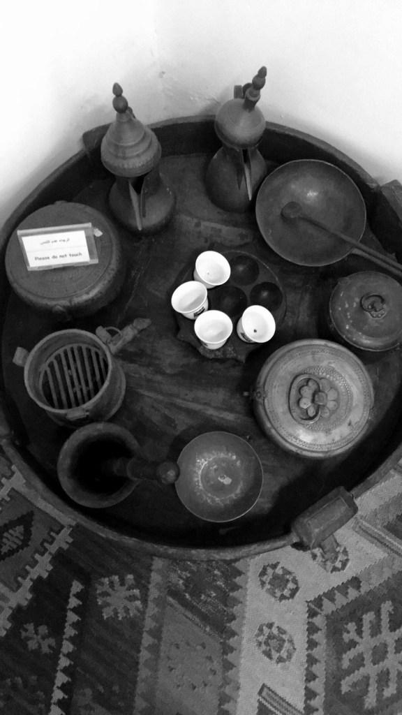 متحف القهوة في حي الفهيدي التاريخي