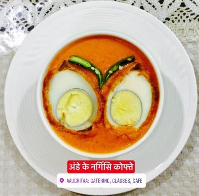 Andey Ke Nargisi Kofte , www.aaugritaa.com