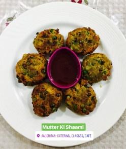 Mutter ki Shaami Kebab , www.aaugritaa.com