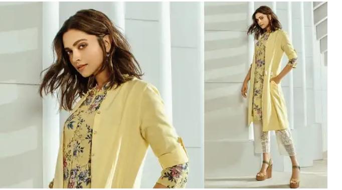 दीपिका पादुकोण अब कई campaigns में ब्रांड को प्रमोट करती हुई नजर आने वाली हैं। Brand ने अभी हाल ही में contemporary styles में कुछ नए Collection Launch किये हैं।