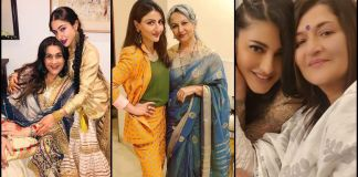actress look like as mother