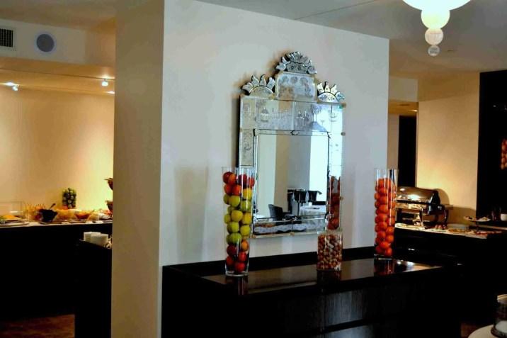 Specchio veneziano inciso e molato