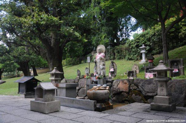 kofukuji templo nara purificar