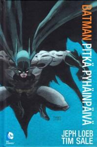 Batman pitkä pyhäinpäivä
