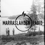 Marraslahden radio, 1. lähetys