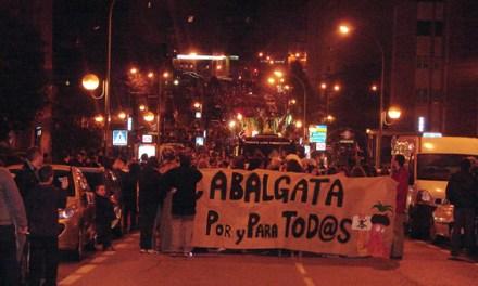 La Cabalgata popular de Hortaleza sobrevive, a pesar de la Junta Municipal