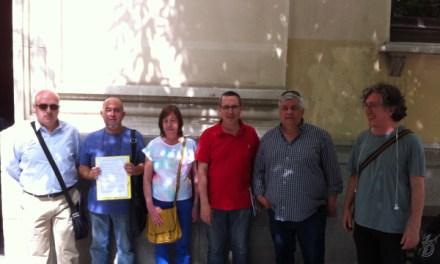 Las asociaciones del Centro llevan al Ayuntamiento ante la Fiscalía de Madrid