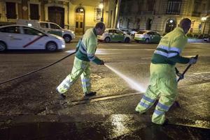 Mesa de la Limpieza de Madrid: a la espera de acuerdos
