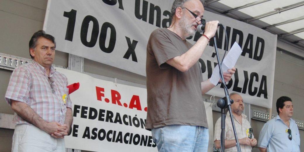 Indignación en el movimiento vecinal de Leganés por el rechazo del pleno municipal a dedicar una calle al doctor Montes