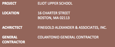 Eliot Upper Label