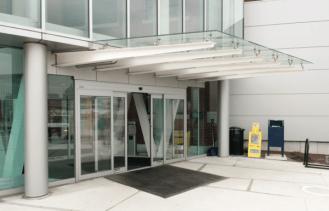 Gillette Entrance