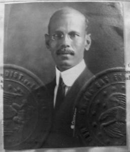 Roston Ally (Atlantic City, NJ; New Orleans, LA), U.S. National Archives