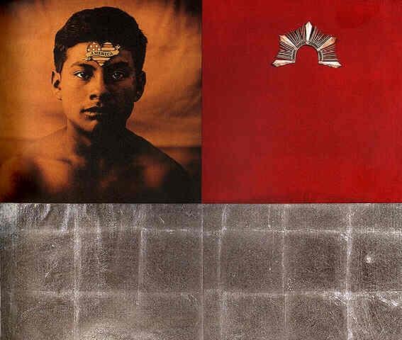 """""""America II,"""" by Luis Gonzalez Palma, 1998."""