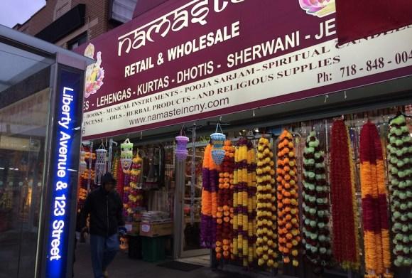 Namaste store in Richmond Hill.