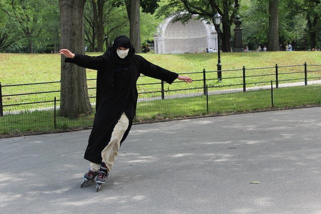Open Mic: Burqa Project Edition
