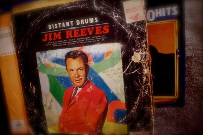 Jim Reeves features prominently in my parents' record collection (Credit: Nadia Misir)
