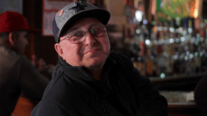Louie Dybo was born in the neighborhood and witnessed how the community has changed.