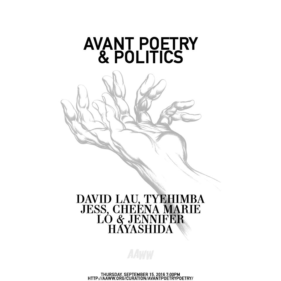 Avant Poetry & Politics