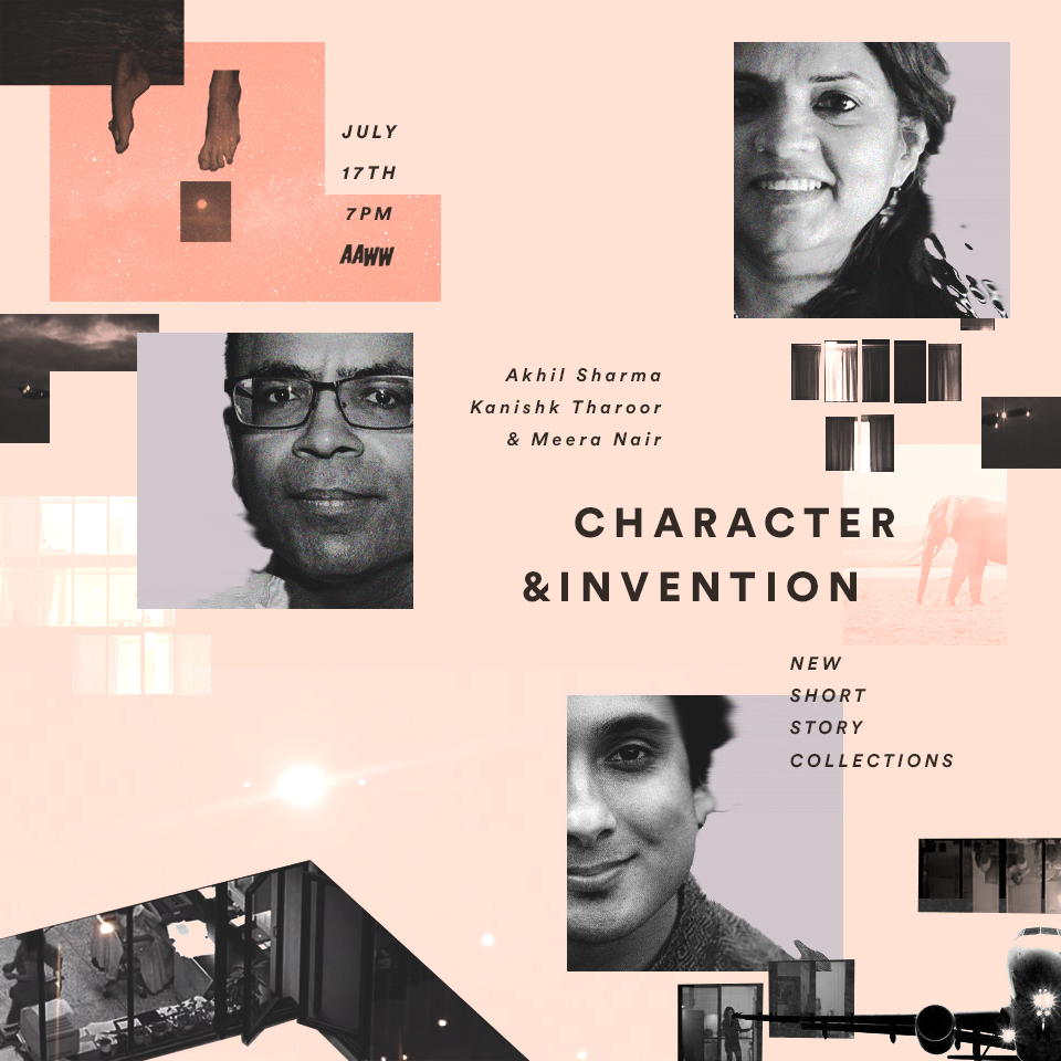 Character & Invention: New Short Story Collections