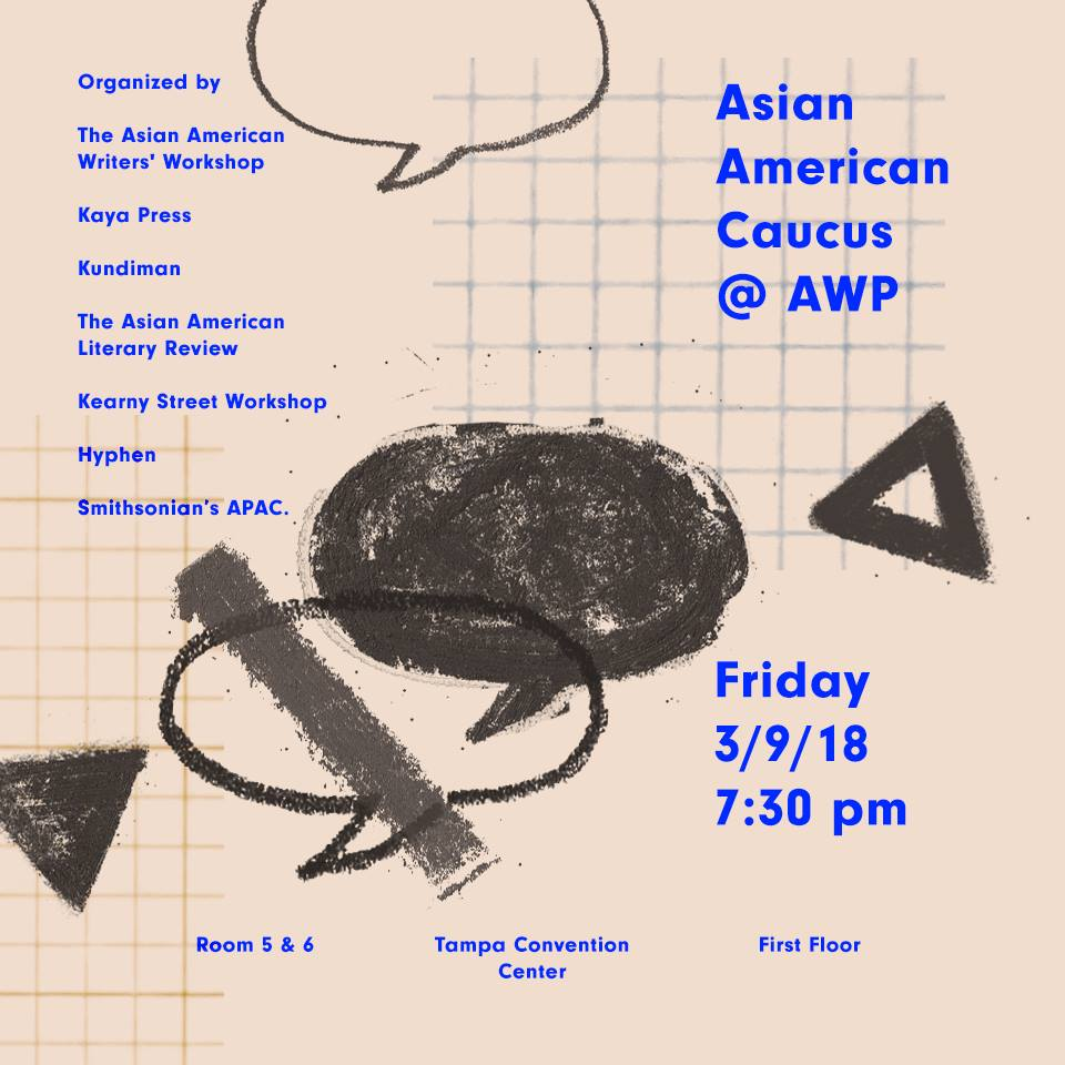AWP Conference: Asian American Caucus