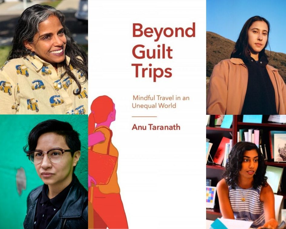 Launch Reading for Beyond Guilt Trips: Mindful Travel in an Unequal World