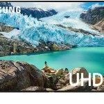Samsung 55 LED UHD Smart TV 2019 سامسونج تلفزيون