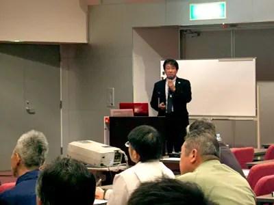 【11/18・ご報告】県産材木杭で住宅地盤改良 講習会