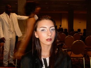 My make up work at DC Fashion Week White Party