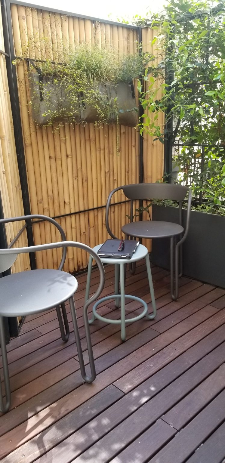My-Patio-at-Hotel-R-de-Paris May 2019