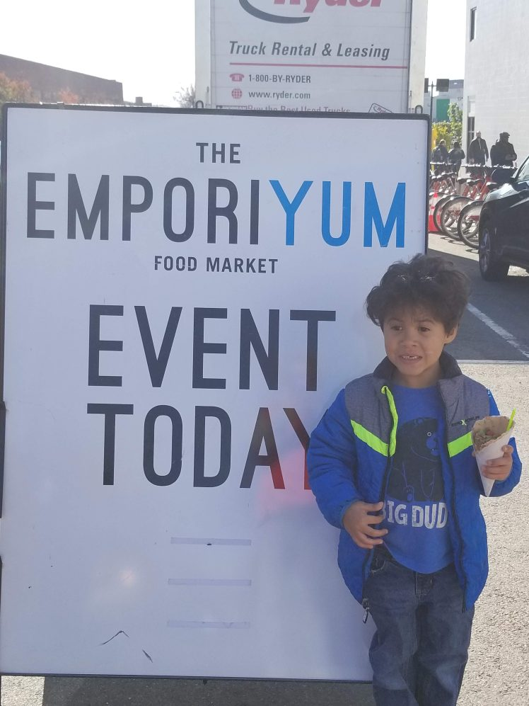 Emporium Food Event 2019