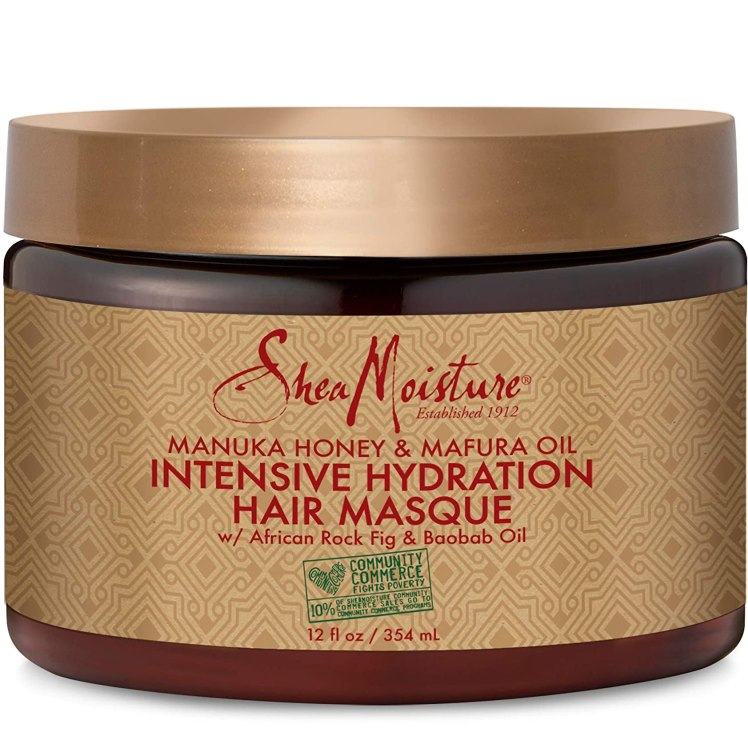 SheaMoisture hydration masque