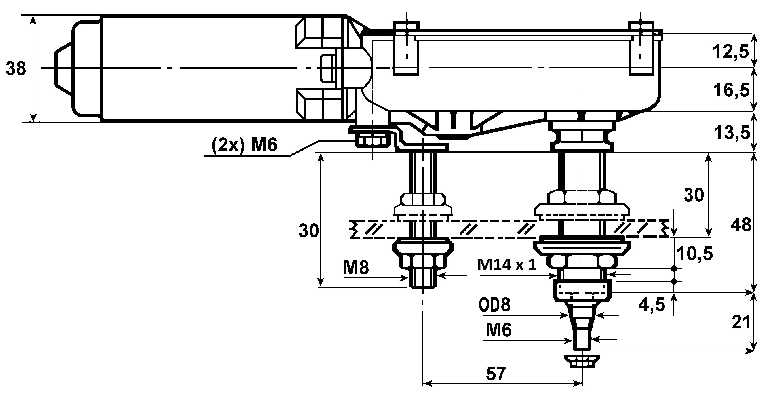 Ongaro Wiper Motor Wiring Diagram