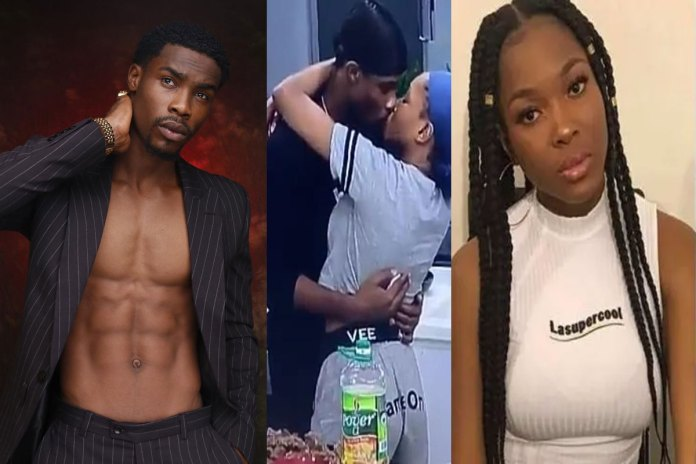 "BBNaija: ""Bonnie & Clyde"" - Netizens React As Vee & Neo Displays Their Couple Dance In New Video"