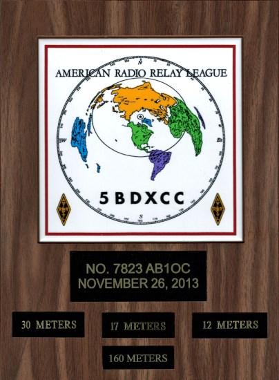 9-Band DXCC