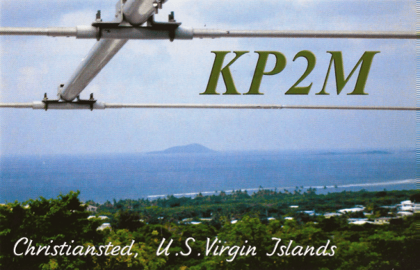 QSL Card from Radio Reef DX'ers