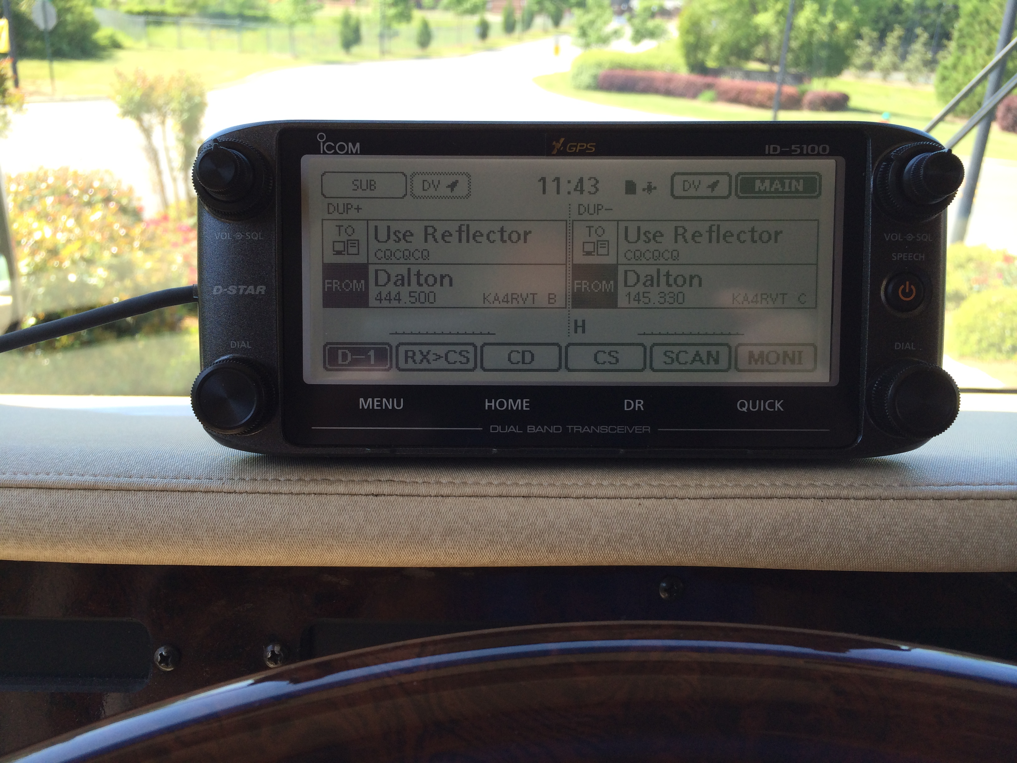buy icom id 5100a deluxe gallery