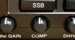 IC-7851 Compression Control